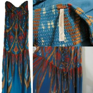 Free People Mohave Maxi Dress Large
